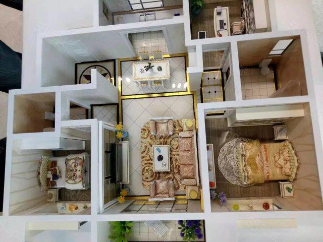【9图】中铁台湾别墅博览城世界花园洋房普平面图建筑别墅青岛设计图片
