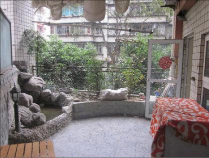 草市街,赠送20平米空中小花园,精装修,跃层套三,房东急售