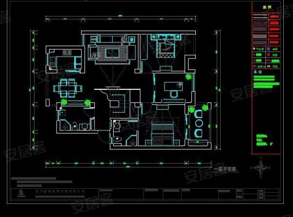 大师好,我家装修房子6楼带7楼的家里有4个人老公属虎我属鼠