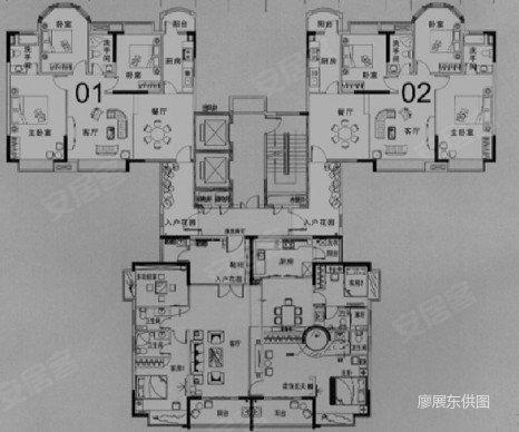 塘厦五年规划图
