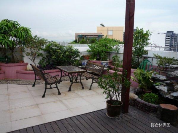 复式楼顶花园装修图片 复式小户型36平装修图,复式装修图