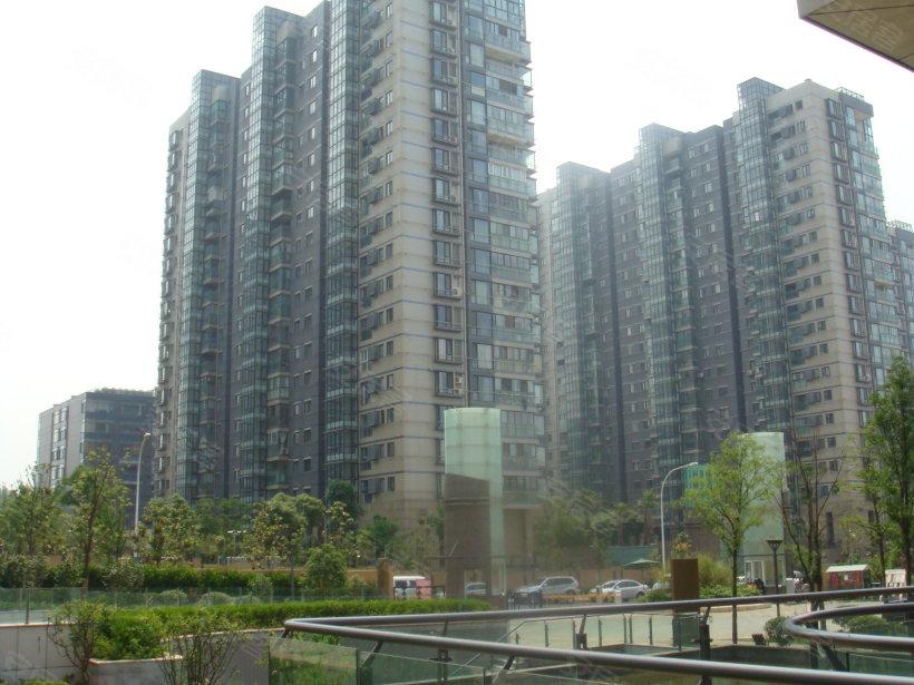 天正湖滨花园小区照片