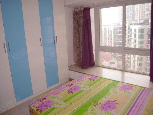 城 地标建筑 江南水乡装修风格的一房一厅高清图片