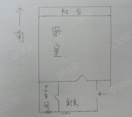 上海 铁路新村/户型图