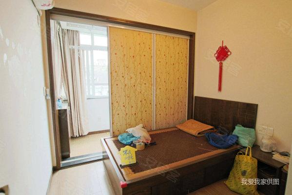 华家池小区,两房朝南,客厅朝北,装修清爽采光好看房联系我