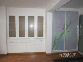 两室两厅过渡首选诚基中心两室一厅一厨两卫精装修部分家高清图片