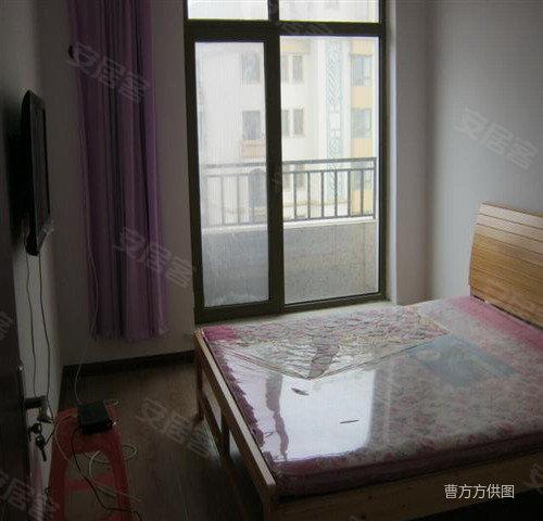 瑞家真实房源 南北卧室北客厅简装修能看海近市场标准两室