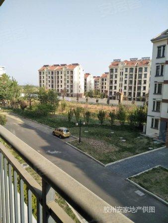 胶州市李哥庄镇青岛风景小区毛坯大套三.全明户型有钥匙