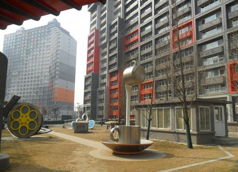 北京 中弘北京像素小区照片 安居客