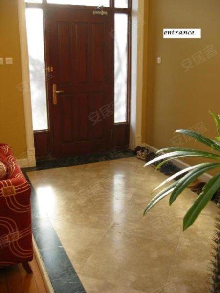莱蒙湖别墅 入户门厅高清图片
