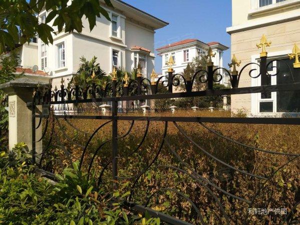 加州阳光_加州阳光花园别墅 花园面积400平 带车库 朝南 随时看房