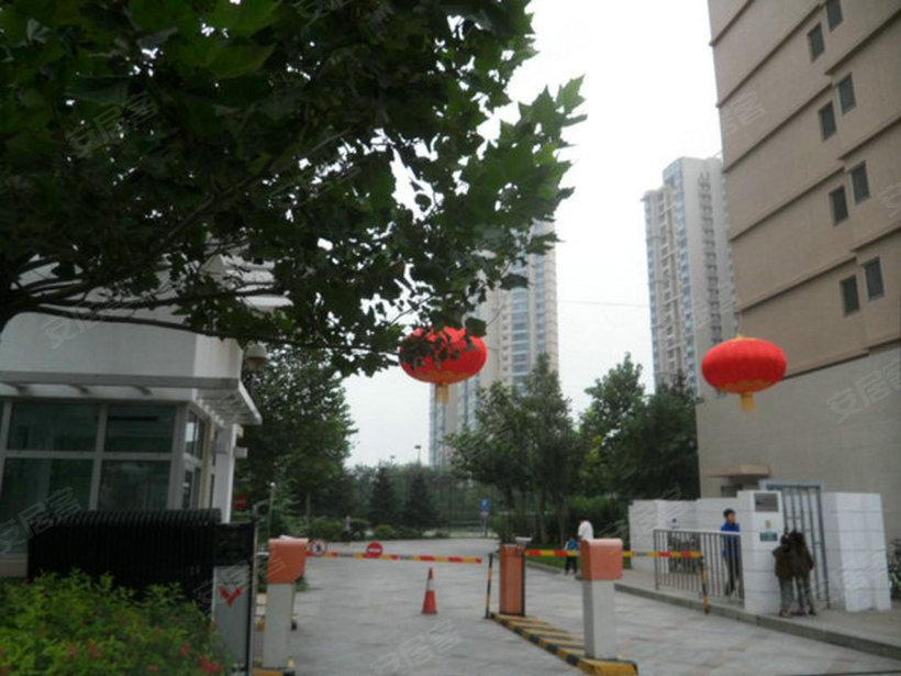 北京季景沁园小区照片图纸设计师厨房图片
