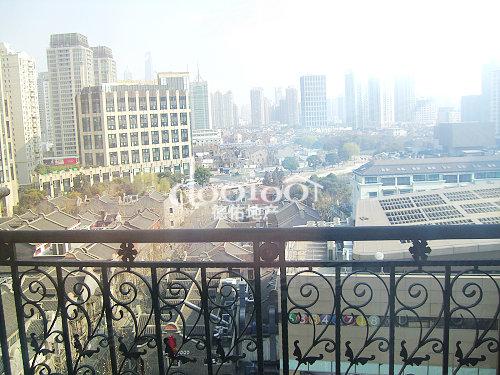 华府天地,上海 豪宅,坐拥新天地淮海路 高清图片
