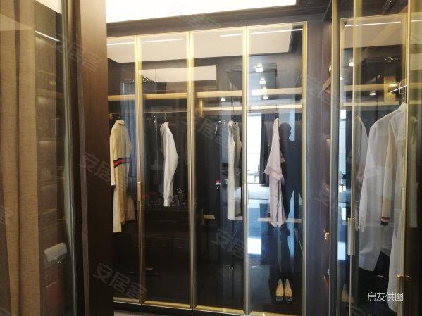 老山脚下九月森林现代中式风格带电梯送装修设计方案三套