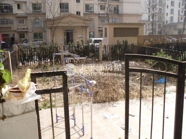 康城,一楼带地下室,去年装修婚房 附实景 ,花园120平米