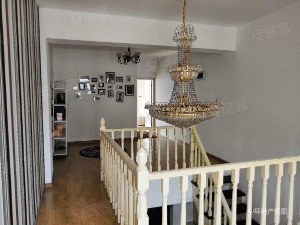 精装修欧式风格复式楼 低调奢华有内涵 三房两厅婚房装修拎包住