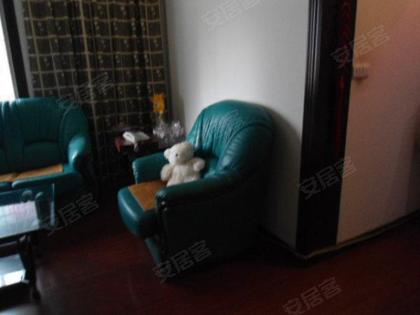 红旗河沟汽车北站 中装两室一厅 无营业税高清图片