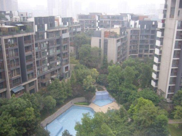 玛旁 龙湖大城小院花园洋房 3房带个院管可改4房