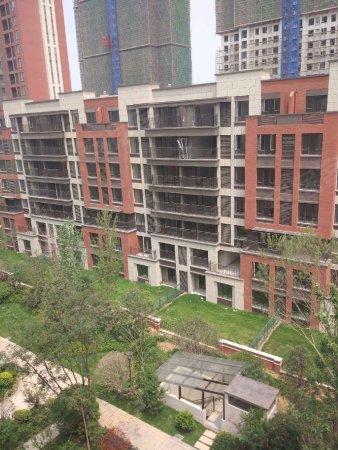 郑上新区 金地格林小城 一万订房 均价7700 地铁线