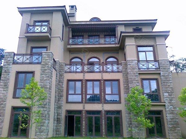 中国10大豪宅 天麓 2000平大花园 独栋别墅