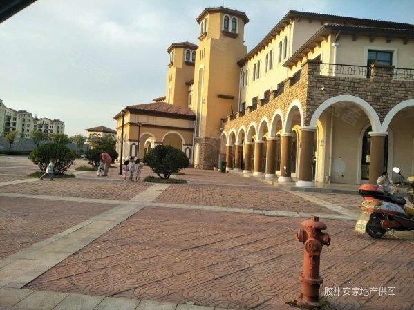 胶州市李哥庄镇,青岛风景小区毛坯套一,楼层好随时看房