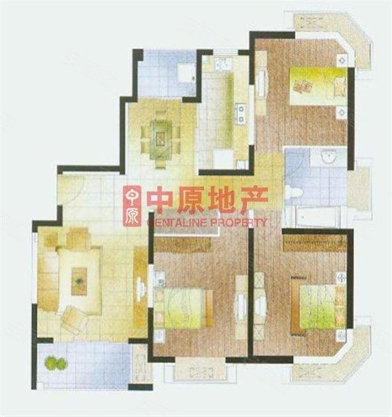 透明 台湾/户型图