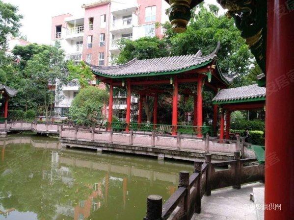 郫县带别墅套三花园别墅发售支持按揭公积金生态城样板房现房中铁图片