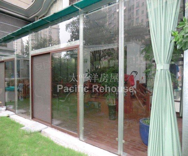 220万元, 一楼带地下室 花园120平 精装全送 低价出售 水景房景观