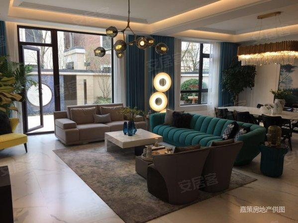 江北新区 金基九月森林 独栋精装别墅 品牌开发商 身份的象征