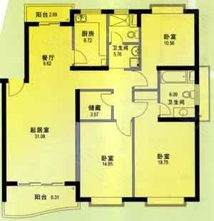 稀有秋月大3房 送40平方花园 底总价底单价 你还在犹豫什么