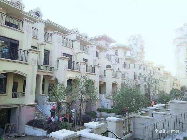 圣聯夢溪小鎮 聯排別墅 洋房價格 四室兩廳 三號線地鐵口