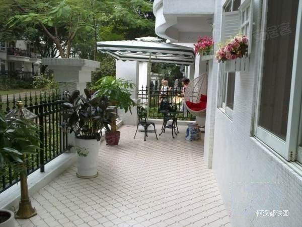福新村蝶舞轩 一楼南向超大四房 附带花园 送装修送家私家电, 祈
