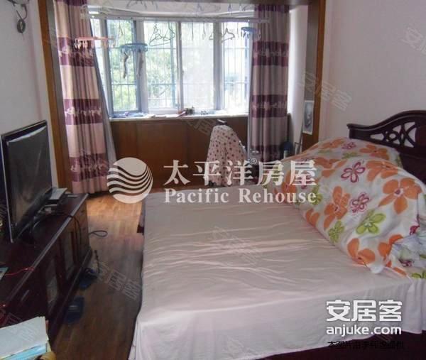 两房朝南 厅南北通 红木家具 实木地板 低于市场价高清图片