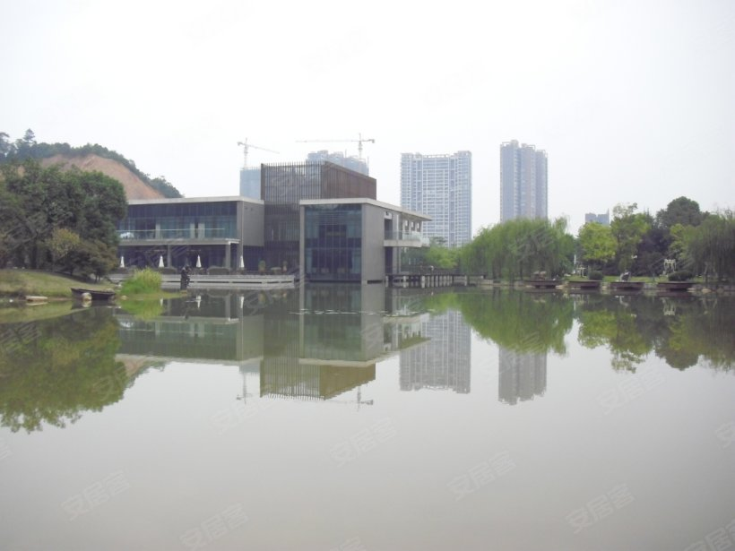 长沙 湘江一号小区照片 安居客