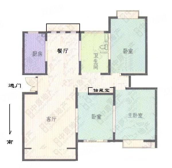 上海 浦东新区/户型图