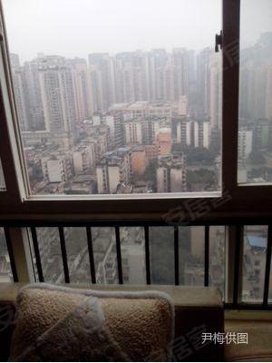 2室2厅1卫, 62万元 重庆安居客 -南坪步行街对面 电梯房 2房 精装