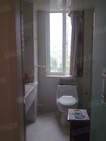 豪柏国际公寓 干湿分离的卫生间