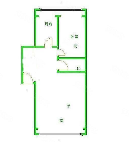 设计图,55平两居室装修设计图,3居室楼房装修图片,楼房装修两