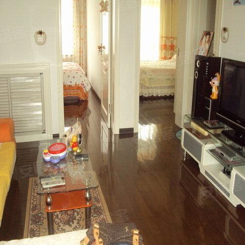龙河家园小区 两室两厅一卫 精装修的房子 赠送大平台高清图片