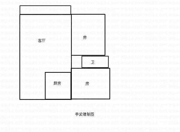 2室2厅1卫, 45万元 重庆安居客 -南坪东路,低价出售电梯小两房,