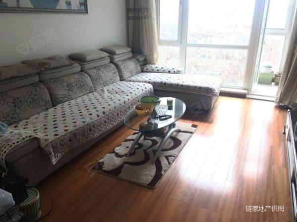 亿达国际新城中间家具精装两室赠送家具五金件门楼层的图片