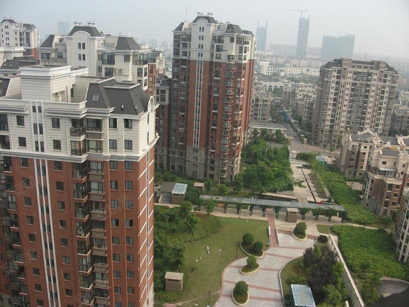 绿地南桥新苑小区照片图片