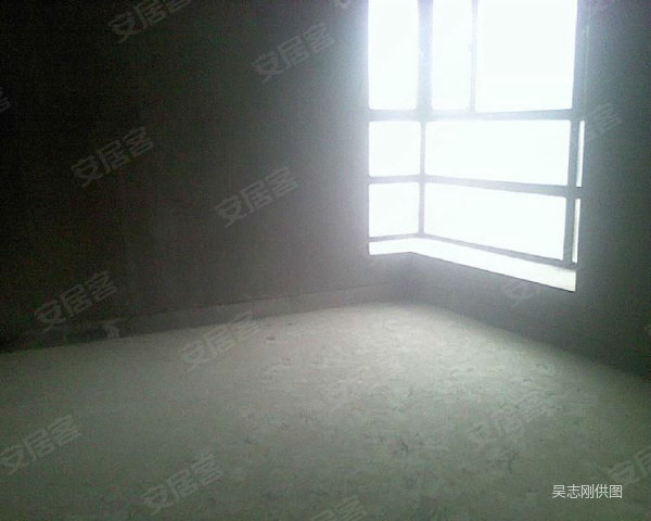 楼 纯毛坯房 户型正气 随时可看房诚心出售, 风雅钱塘二手房,高清图片
