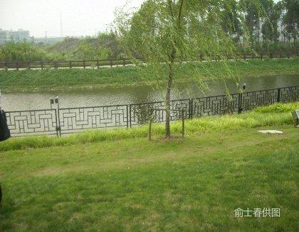 沁风雅泾,中心临大河正南北600平房型,花园集中1000平 , 沁高清图片