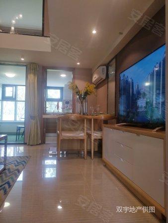 万虹_王舍人万虹广场恒大城loft公寓,后期可更改民水民电数量有限