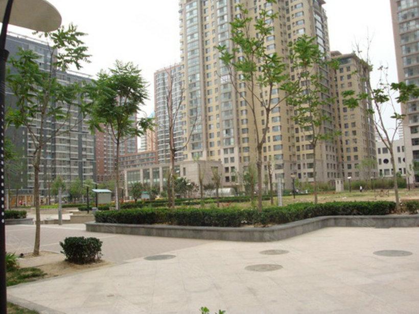 北京季景沁园照片图纸小区中.rev图片