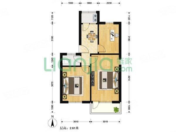 复旦第二宿舍房型图,上海复旦第二宿舍户型图 第张