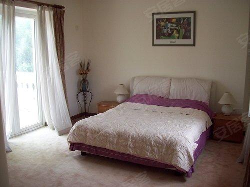 名都园高档别墅豪华装修家具家电齐全花园300平米,低价急租