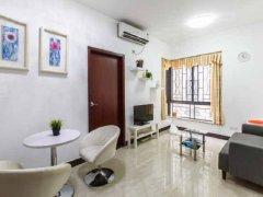 整租,安置小区,1室1厅1卫,40平米