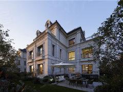 《西郊独栋花园300平》《家具家电全配》《拎包入住》看房方便